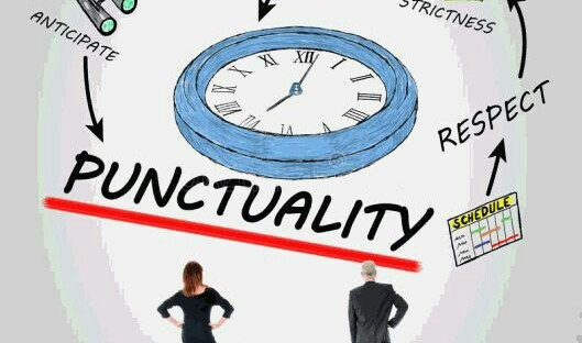 Punctuality essay for students